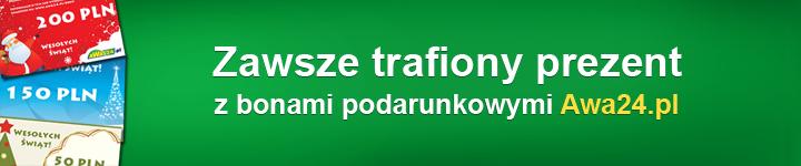 Bony podarunkowe Awa24.pl