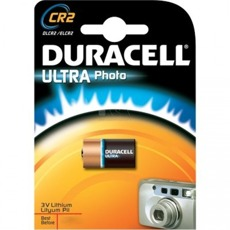 Bateria Duracell DL CR2 Ultra Photo