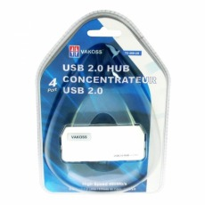Hub Vakoss USB TC-209-US