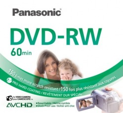 Płyta Panasonic mini DVD-RW 2,8GB