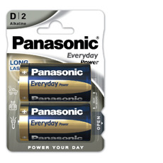 Bateria Panasonic LR20EPS/2BP Everyday Power - 2 sztuki w opakowaniu