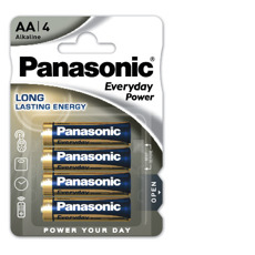 Bateria Panasonic LR6EPS/4BP Everyday Power - 4 sztuki w opakowaniu